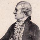 Portrait Pierre-Augustin Caron de Beaumarchais Siècle des Lumières