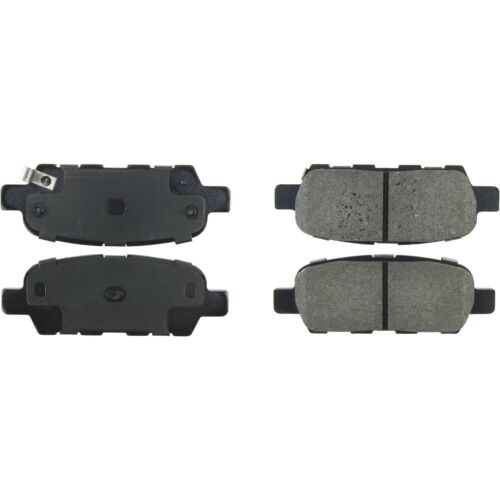 Disc Brake Pad Set-Sport Brake Pads Rear STOPTECH 309.09051