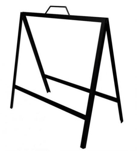 """2 Pack, 18"""" x 24"""" Metal-A-Frame-Sidewalk-Sign-Holder-Real Estate Frame"""