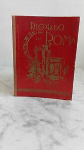 Ricordo Di Romo - Comporte Une Suite D'image De Monument et de Lieu de Rome