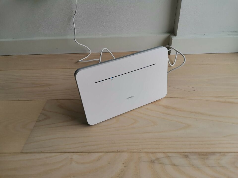 Router, 4G mobilrouter