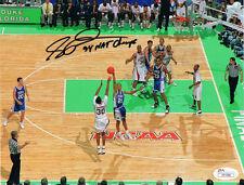 Scotty Thurman Signed Arkansas Basketball 1994 CHAMPS 8x10 Photo JSA COA
