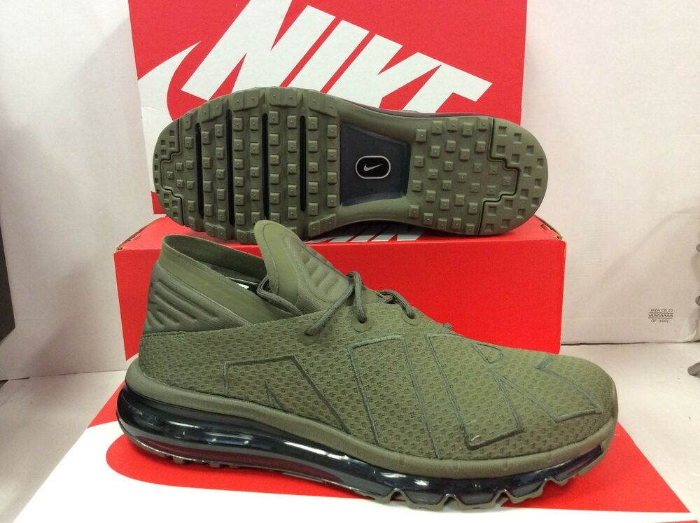 Nike Air Max Flair homme fonctionnement Baskets Baskets Chaussures Taille UK 7/EUR 41-
