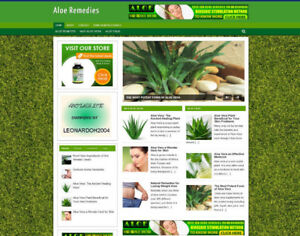 ALOE-VERA-TIPS-WEBSITE-PROFESSIONAL-DESIGN-NEW-DOMAIN-VIDEO-PAGES