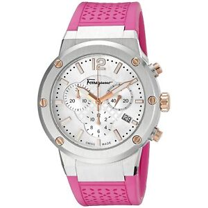 Ferragamo-FIH020015-Women-039-s-F-80-Pink-Quartz-Watch