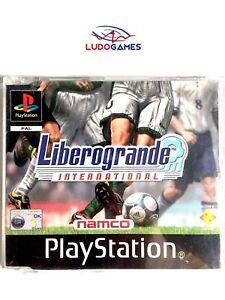 Liberogrande-Promo-Psx-PS1-PLAYSTATION-Videojuego-Videogame-Retro-Parfait-Etat