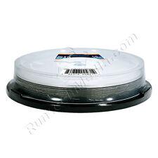 10 Optical Quantum 6x 50GB Blu-ray Double Layer BD-R DL White Inkjet Printable