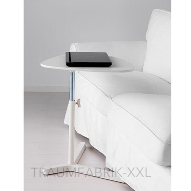 ikea brusali schreibtisch weiss xcm laptopgestell