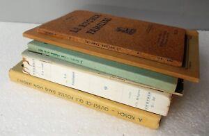 Lot-6-livres-Le-rucher-familial-Qu-039-est-ce-qui-pousse-dans-mon-jardin-Cultures