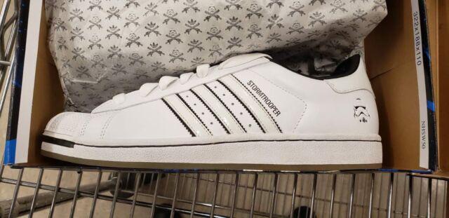 Size 11 - adidas Superstar 2 White