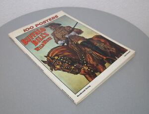 RAR-Jack-Rennert-100-Posters-Buffalo-Bill-039-s-Wild-West-Darien-Haus-Vintage-1976