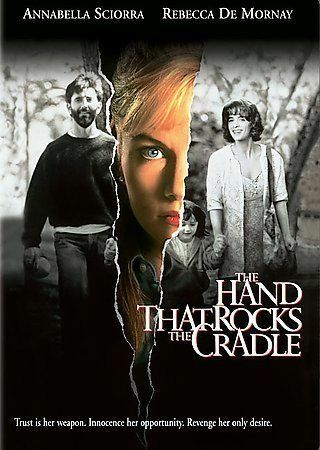 The Hand That Rocks The Cradle - DVD - New Sealed - Free Shi