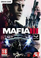 Mafia III 3 PC Steam UK Download FAST DELIVERY