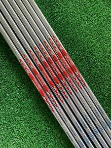 Nippon-NS-Pro-Modus-3-Tour-130-Stiff-Shafts-4-Pw-355-Taper-Tip-New