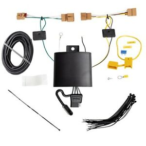 Tekonsha-Trailer-Hitch-Wiring-Tow-Harness-For-Volkswagen-Tiguan-All-2018-2019