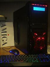Commodore amiga 1200 sistema de torre Personalizadas. T12 Gen II