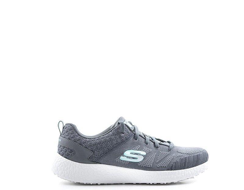 Schuhe SKECHERS SPORT Damenschuhe Sneakers  GRIGIO   GRIGIO 12433-CHAR-D 1a0b7c