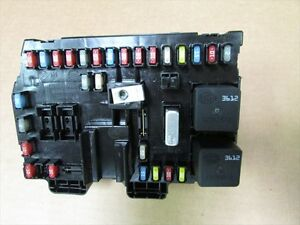 2007 2008 2009 Suzuki XL7 OEM Fuse Relay Box OE # 15947085 Check ...