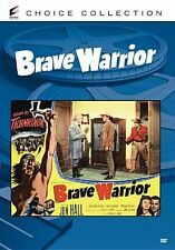 BRAVE WARRIOR  Region Free DVD - Sealed