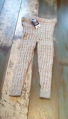 Fornito Le Ragazze Store 21 Grigio Leggings 2/3 Anni-mostra Il Titolo Originale