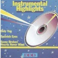Ambros Seelos (Orch.) Instrumental highlights 1-Tanzen und träumen (16 tr.. [CD]