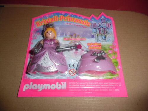 Playmobil Kristall Prinzessin mit Zauberstab neu /& im Blister