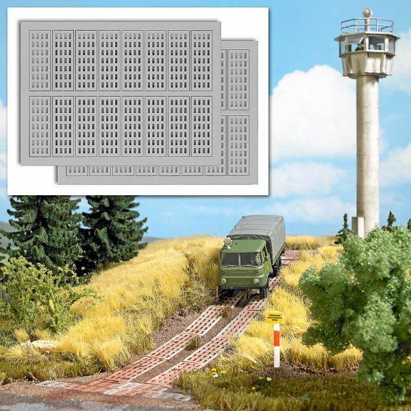 Busch 9620 - 1/87 / H0 Kolonnenweg - Neu
