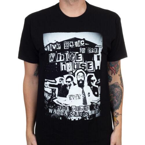 Authentic CLUTCH Band Photo BYOB Slim Fit T-Shirt S-3XL NEW