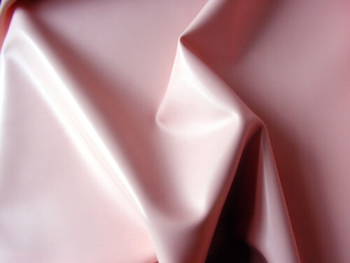 Baby Pink 92cm Wide Latex Rubber 0.33mm Thick