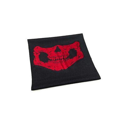 Schädel Totenkopf Ski Maske Halstuch Sturmhaube Motorrad Maske Skull Maske