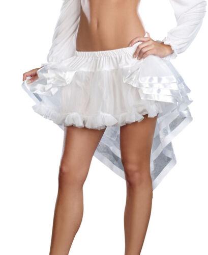 White Fairytale Petticoat Dreamgirl 8964