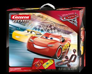 Carrera Go Disney Pixar Cars Fast Friends Slot Car Set 62419 New Nib 1 43 Ebay