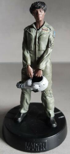 MARVEL MOVIE COLLECTION #117 Maria Rambeau Figurine Captain Marvel EAGLEMOSS en