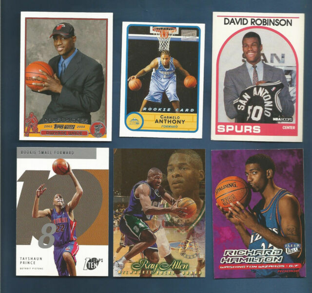1989 90 Hoops David Robinson San Antonio Spurs 138 Basketball Card Rookie Ebay