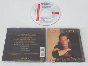 MICHAEL-BOLTON-Tim-LOVE-amp-TENDERNESS-Columbia-467812-2-Cd-Album