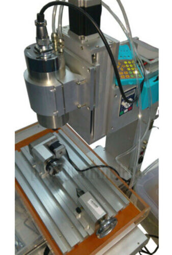 High-pricision Ball Screw Column CNC 3040 Router Table 4 Axis Engraving Machine