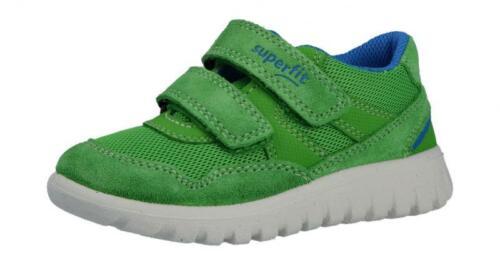 Grün Superfit Kinder Halbschuh//Sneaker Sport7 Mini GRÜN//BLAU 0-609191-7000