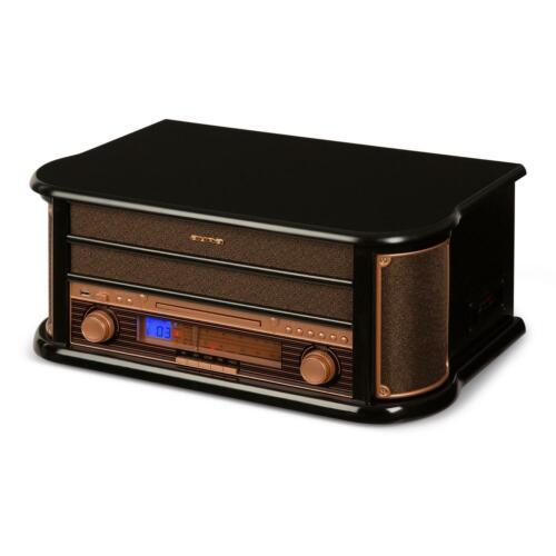 *B-WARE* Retro Plattenspieler Mikroanlage Stereoanlage Radio Tuner