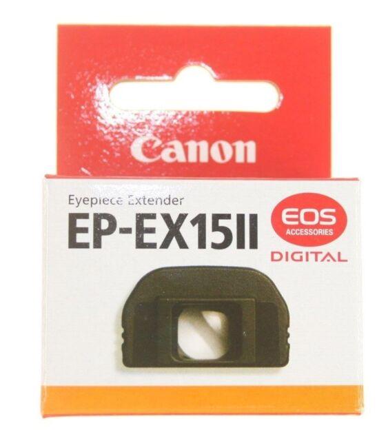 CANON Eyepiece Extender EP-EX15 II 4 EOS 1100D 600D 550D 500D 450D 400D NEW