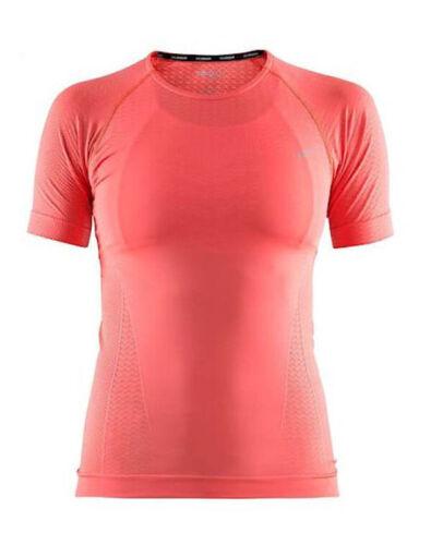 Funktionsshirt CRAFT Stay Cool Intensity kühlt Damen rosa pink kurze Ärmel