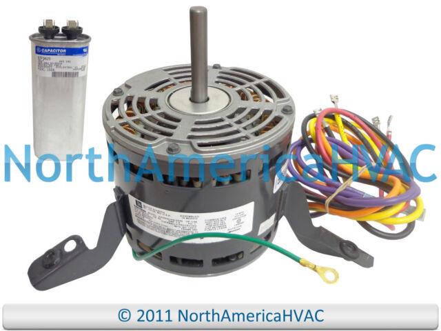 NEW 1//3 HP BARD 8105-066 SOLAIR US MOTORS K55HXPVK-1709 FAN MOTOR 825 RPM 230V