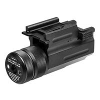 Ncstar Tactical Flashlight + Green Laser Sight Fits Ruger P345 P95 Fn Fns Pistol