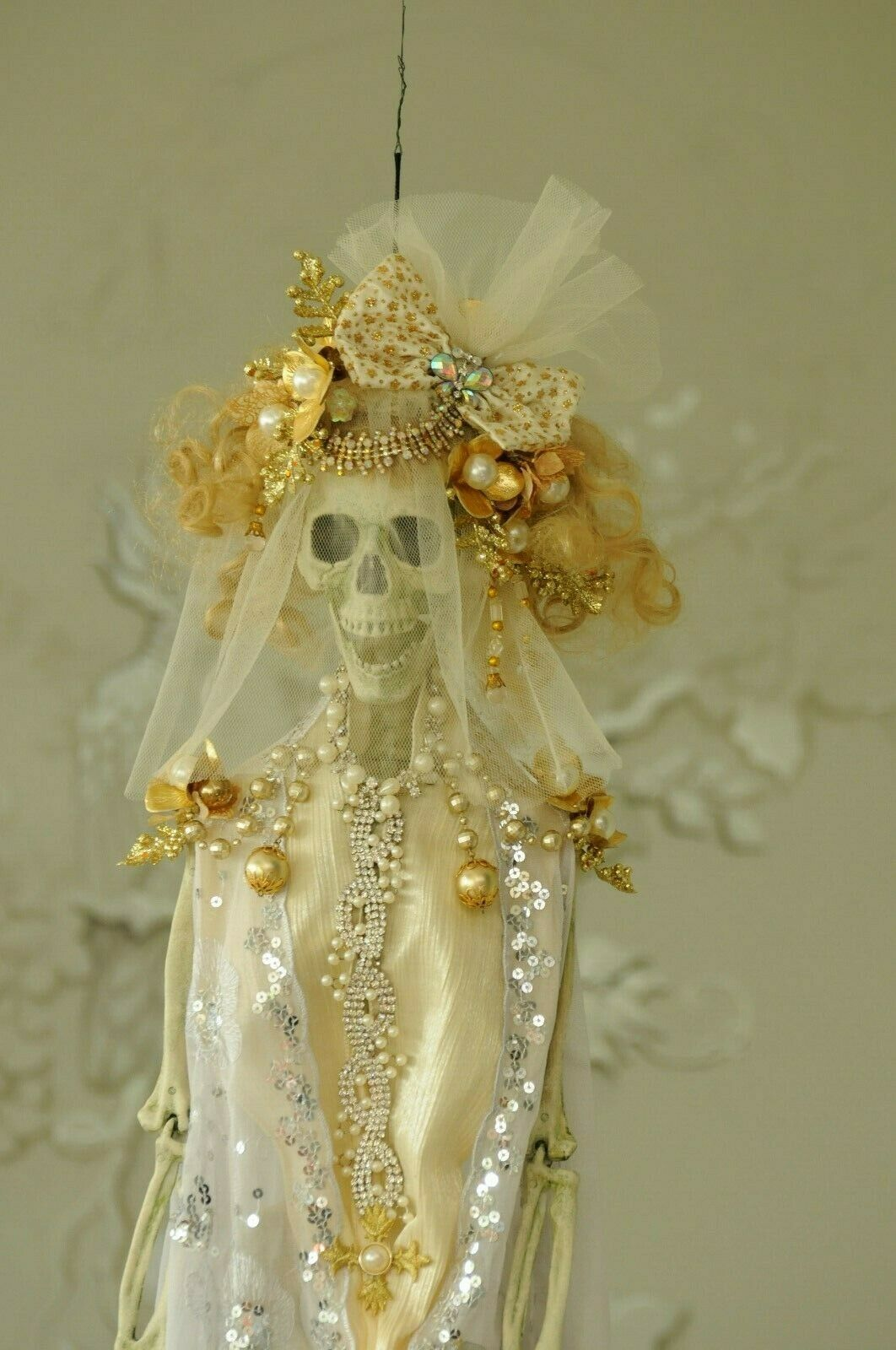 Uno de una clase Gatsby Dama Esqueleto 36