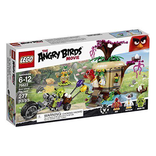 LEGO Angry Birds 75823 Bird Island  œuf Heist Building Kit (277 pièces)  magasin pas cher