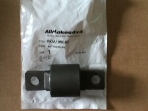 Land-rover-Discovery-2-front-lower-shock-absorber-bush-ROA100040
