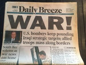 Image result for operation desert storm begins in 1991