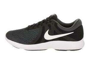 superior quality 01089 5202f Details about Nike Revolution 4 Men's Running Shoes Black Athletic Sneakers  908988/AA7402