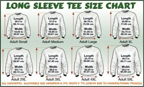 The Mountain 100/% Cotton Adult Long Sleeve T-Shirt Black Bear Family M-L-2X NWT