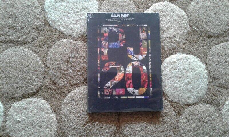Pearl Jam 20 PJ20 DVD for sale