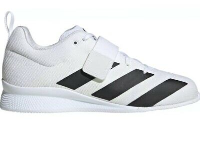 Adidas Adipower 2 homme haltérophilie Chaussures Blanc Musculation Crossfit Gym | eBay